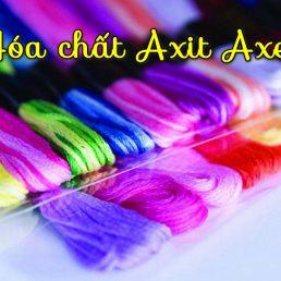 Hóa chất axit axetic