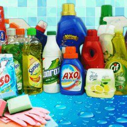 Hóa chất tẩy rửa