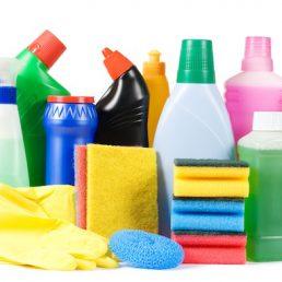 Hóa chất tẩy rửa làm sạch công nghiệp được phân loại theo thang pH